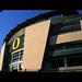 Autzen Stadium - Eugene, Oregon..