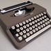 1963 Montgomery Ward Signature 100 Typewriter