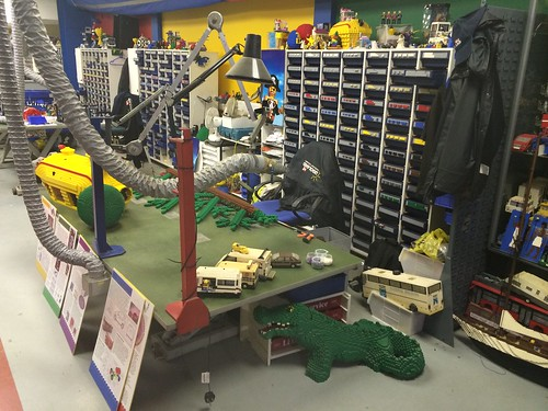 Legoland Workshop