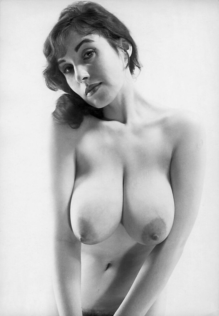 young tits vintage
