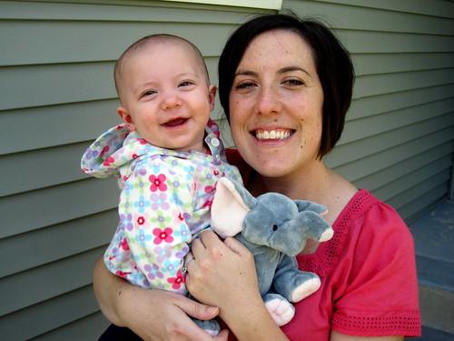 Beth & Louisa