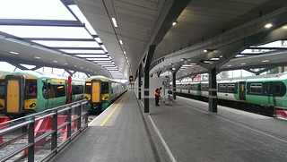 London Bridge new platforms open