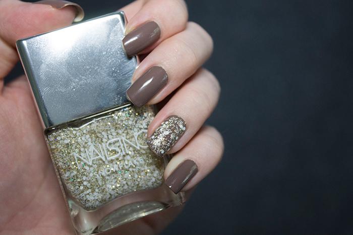 Nails Inc Snowflake Whitechapel