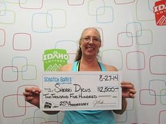 Sherri Dycus - $2,500 25th Anniversary