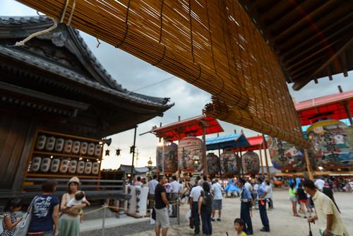 2014 A large paper lantern festival D600-67