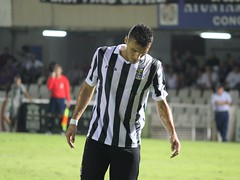 SEBASTIÁN RIBAS EN SU DEBUT CON EL FC CARTAGENA