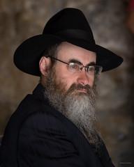 Portrait d'un Juif orthodoxe