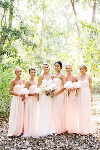 Blush (from Very Light To Very Dark) Wedding