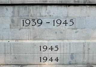1939 - 1945, Cenotaph Singapore