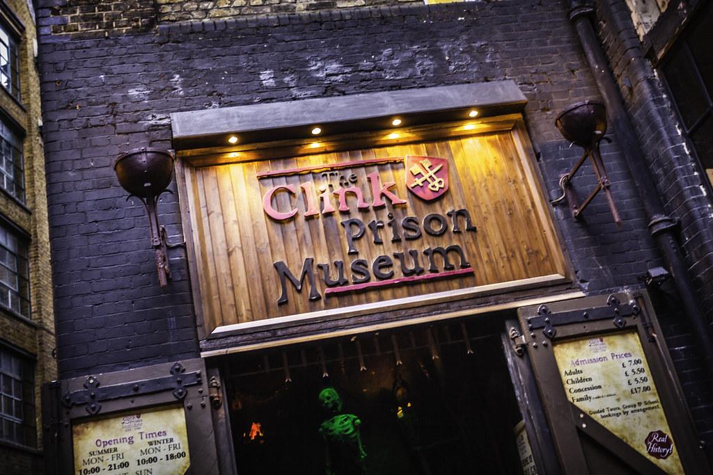 Clink Prison Museum - London
