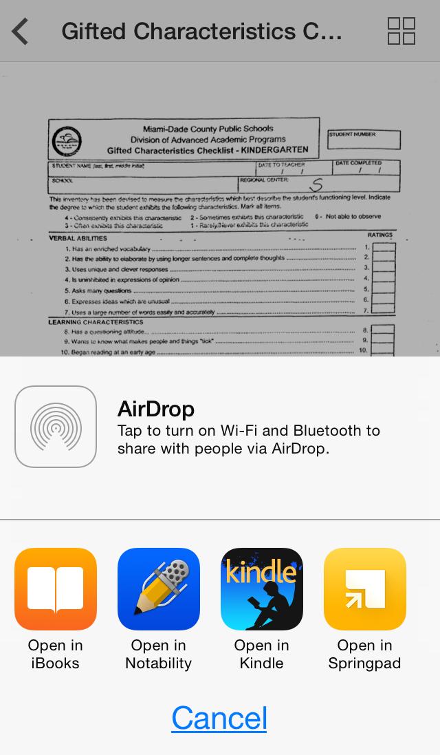 notability screenshot 8 pic