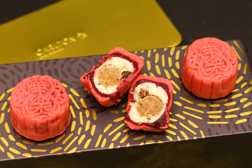 Mooncake Guide 2014: Carlton Hotel