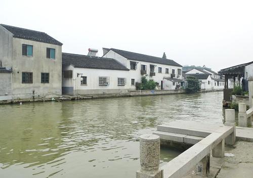 Jiangsu-Suzhou-Colline vers Centre-ville (50)