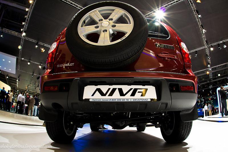 Шевроле Нива развенчивает мифы! Chevrolet-10