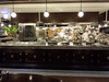 Open kitchen in Westin Hotel