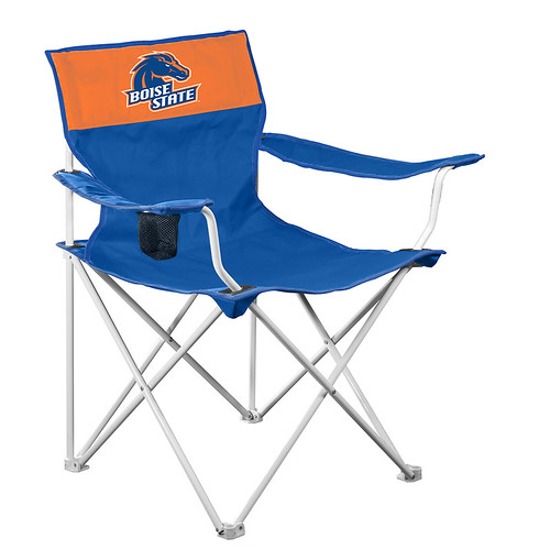 Boise State University Broncos Canvas TailGate/Camping Chair