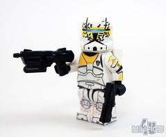 Commando Gregor V2 - Minifigs4u