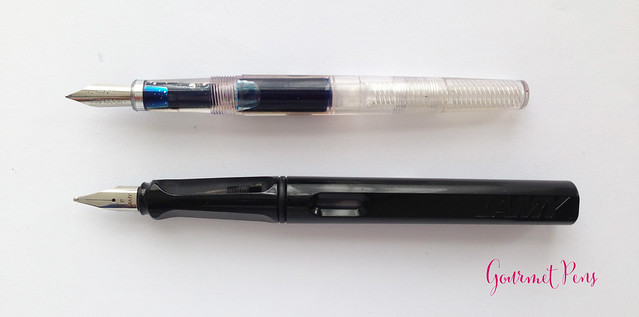 Review: Noodler's Nib Creaper Fountain Pen - Flex @_wonderpens @GouletPens @CarolLuxury