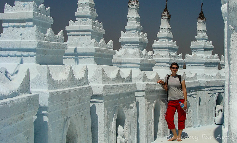 Hsinbyume Pagoda, Burma