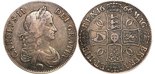 1666 elephant crown