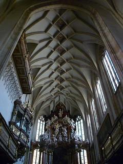 Graz, Styria (Austria), Domkirche zum Heiligen Ägydius, Duomo di Graz al San Egidio, Catedral de Graz al Santo Gil, Cathédrale au Saint-Gil de Graz, Cathedral to Saint Giles (Bürgergasse/Hofgasse/Burggasse)