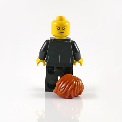 LEGO Ultra Agents 70160 Riverside Raid fig03