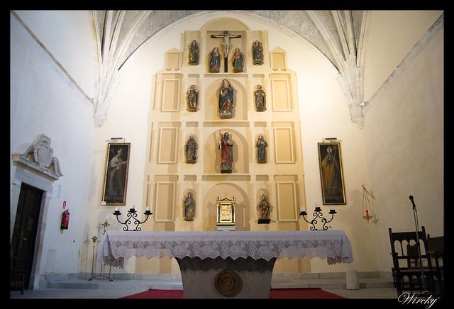 Altar Iglesia de San Andrés