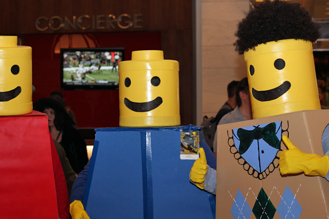 Lego People Costumes