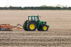 harvester(0.0), agriculture(1.0), farm(1.0), sowing(1.0), field(1.0), soil(1.0), vehicle(1.0), plough(1.0), agricultural machinery(1.0), crop(1.0), land vehicle(1.0), tractor(1.0),