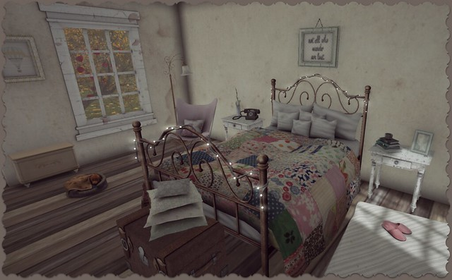 A room made for dreaming