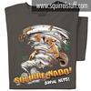 Squirrelnado! Aww Nuts! t-shirt