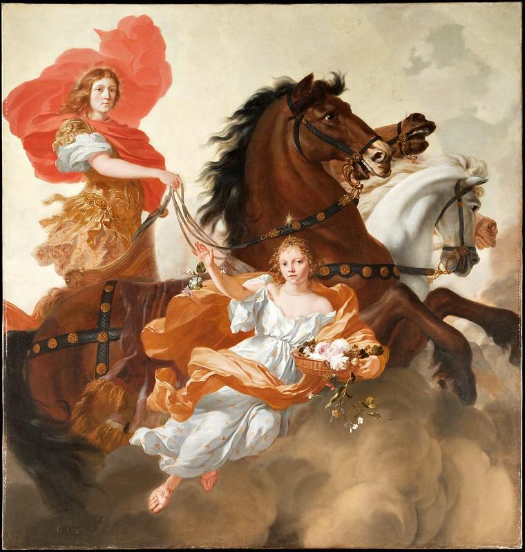 Gérard de Lairesse - Apollo and Aurora (1671)