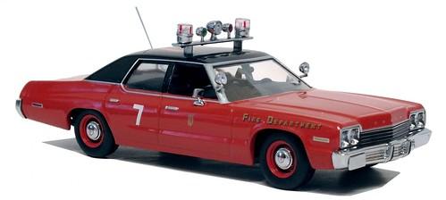 34 Minichamps Dodge Monaco 1974