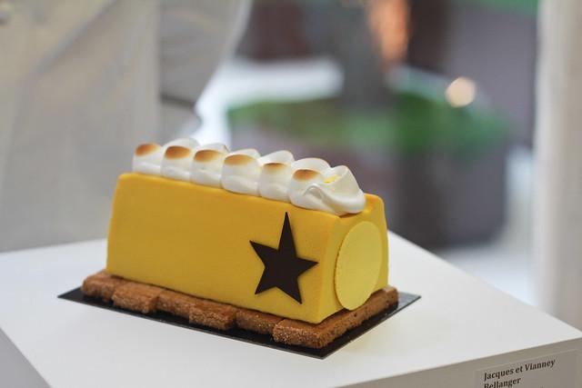 Relais Desserts 2014 : Bûche de Noel