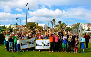 Framåt Brass i Göteborg 12-13 september 2014