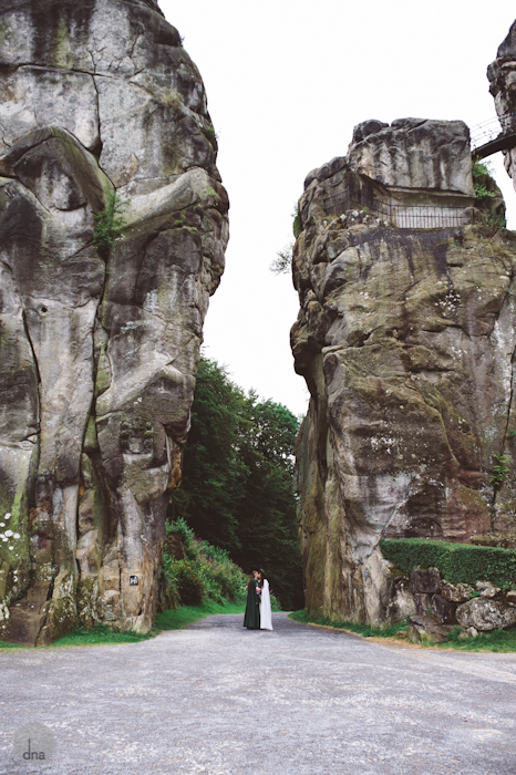 Wiebke and Tarn wedding Externsteine and Wildwald Arnsberg Germany shot by dna photographers_-21