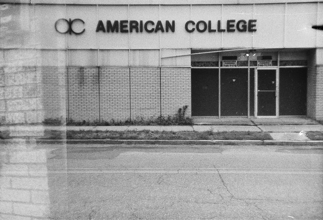Header of American College