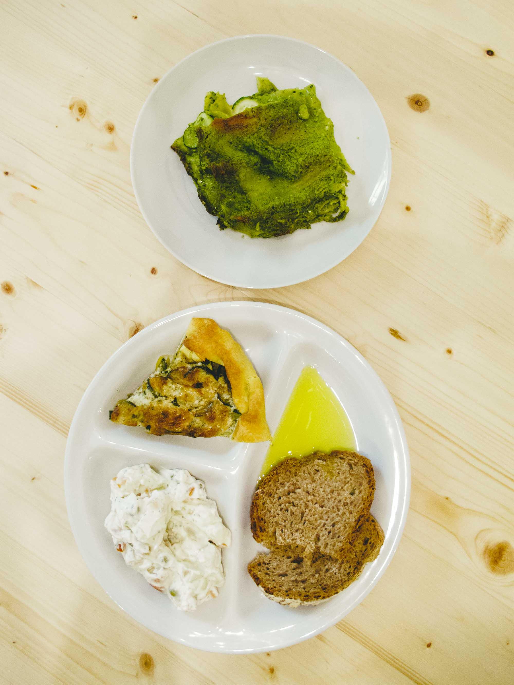 Verdi D'Indivia Vegan Meal Set