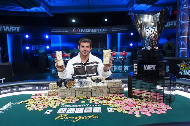 WPT Borgata Poker Open Champion (S13) Darren Elias