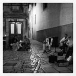 #nostalgia#Rovigno#terramagica#istria#musica#piazza#oratorio#cittàvecchia#serate#agosto#latergram#igersitalia#Mediterraneo#adriatico#rovinj#b&w