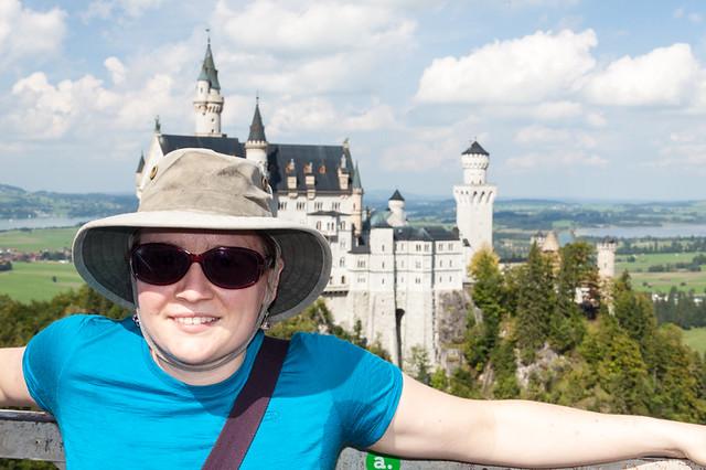 Schloss Neuschwanstein plus Naath
