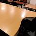 16x12 beech radial desks