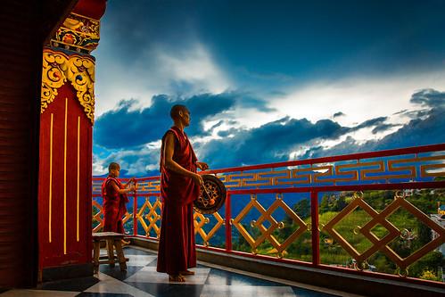Namobuddha Tibetan Monastery - Nepal