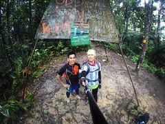 #happyweekend #hike #daypack #mountain #outdoor #nature #panorama #lastminuteplan #belasahjek #tarakhal #layankanaje #pelanpelankayuh #gunungberembun #b24liberator #goprohero4 #gopromalaysia #tripjejakpertualang #misiakhirtahun #inspiration #espendebel #t