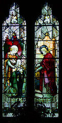 Anna Philippa Strong brought before Christ (EJ Prest, 1902)