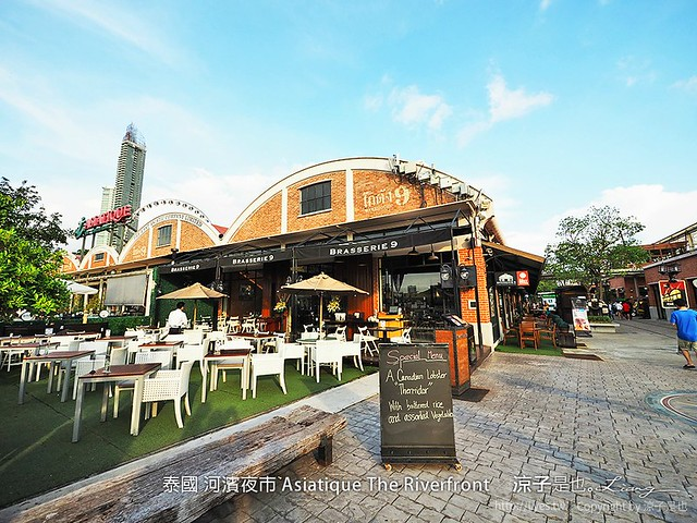 泰國 河濱夜市 Asiatique The Riverfront 47