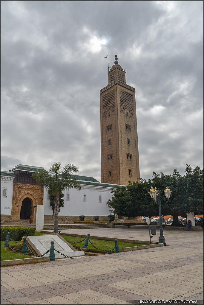 Rabat Mezquita Assounna