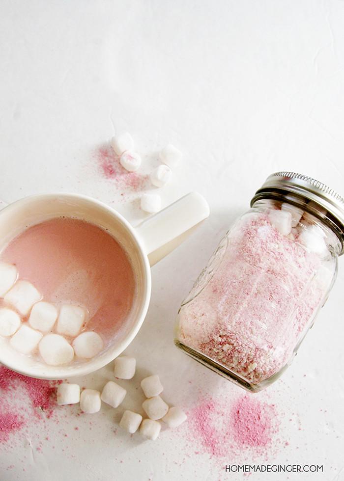 Navidad rosa 6