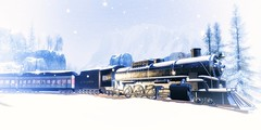 All aboard the Arctic Express