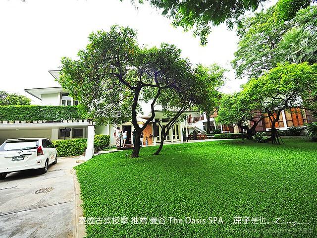 泰國古式按摩 推薦 曼谷 The Oasis SPA 25